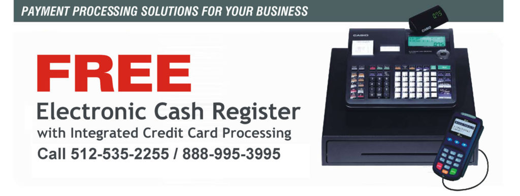Free POS equipment for US Merchant Payment Systems customers