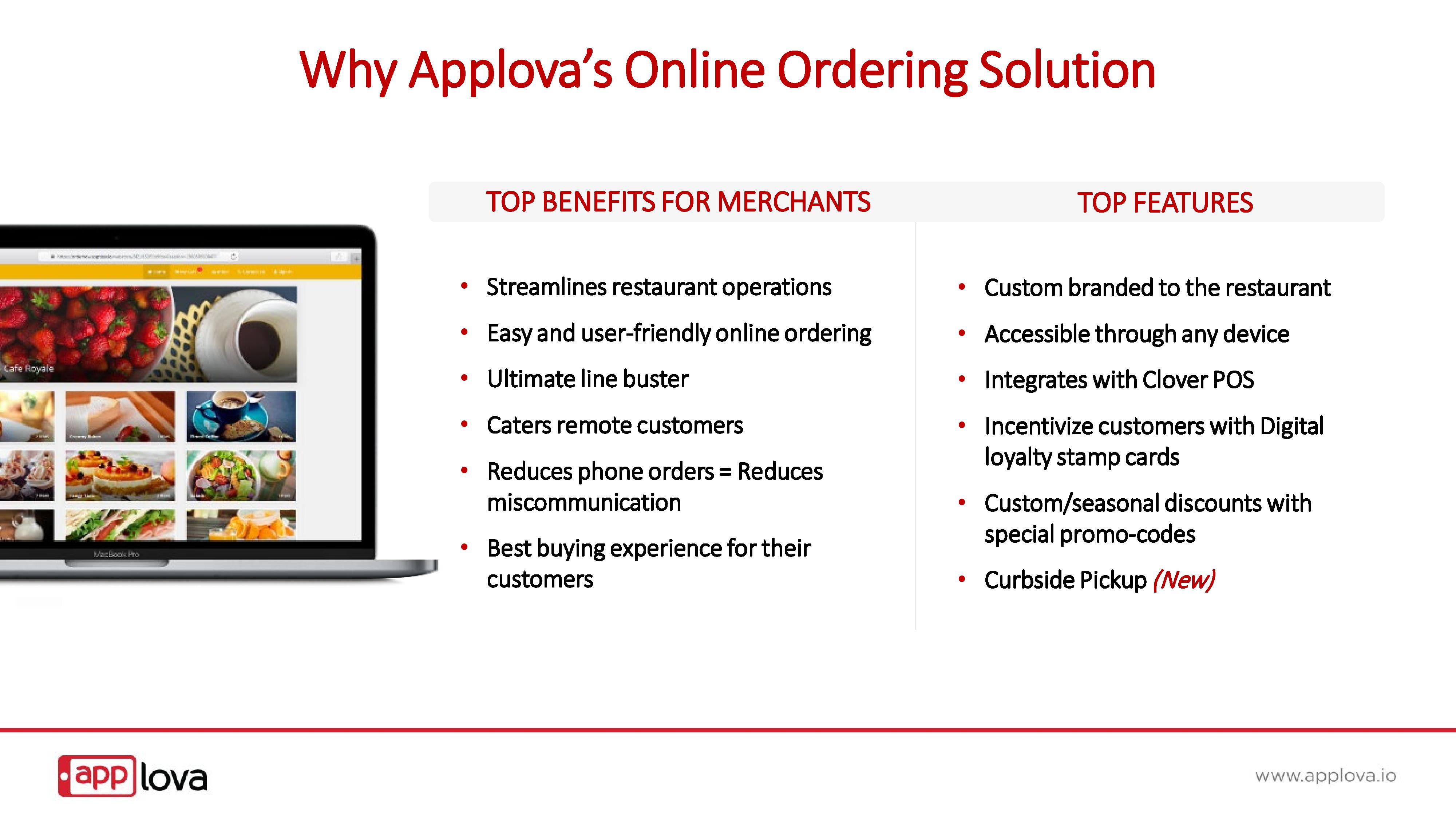 Applova Curbside Online Ordering platform for more business-page-005