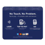 Contactless Payments Instructions Mat
